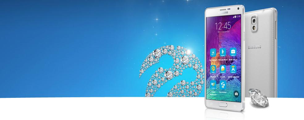 Galaxy Note 4 Çok Yakında!Yeni, sik ve zarif tasarimli Samsung Galaxy Note 4, Turkcell Platinum ayrıcalıklarıyla!.