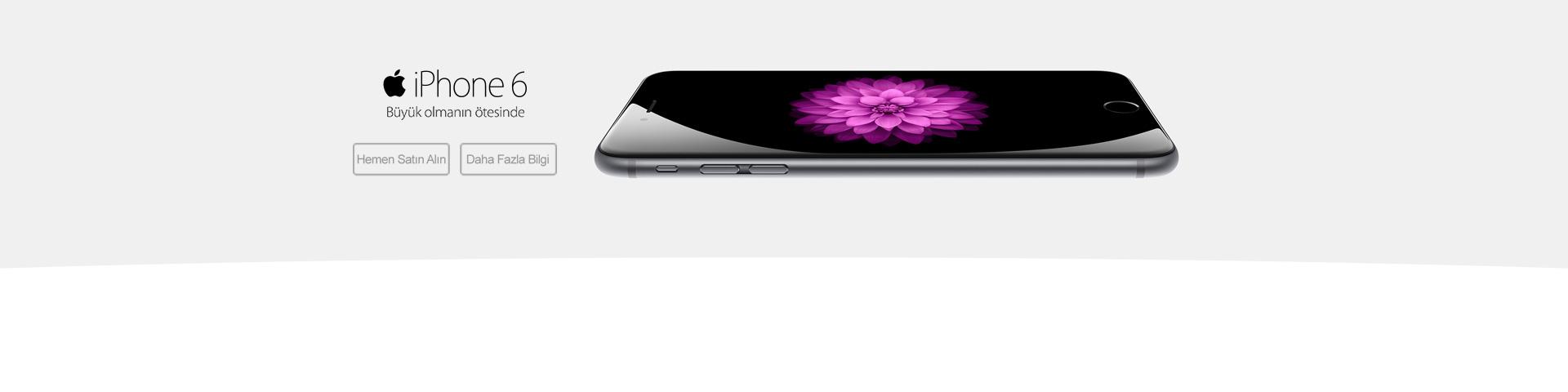 iPhone 6 Satın Alın.