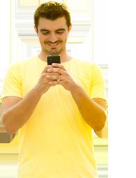 100 SMS
