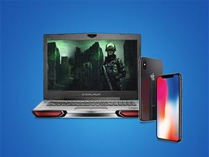Seçili Telefon, Tablet ve Bilgisayarlarda 400 TL İndirim