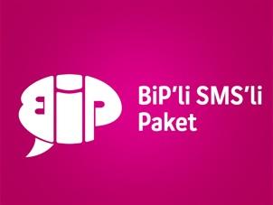 BiP'li SMS'li Paket