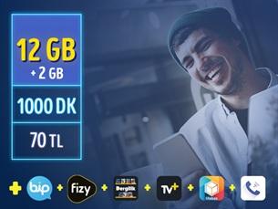 Satın Al GNÇ 12GB
