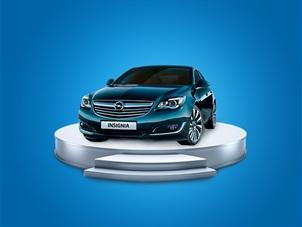 Opel Insignia Çekiliş Kampanyası