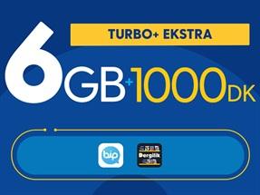 Turbo+ Ekstra Kampanyası