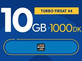 Turbo Fırsat 44 Kampanyası