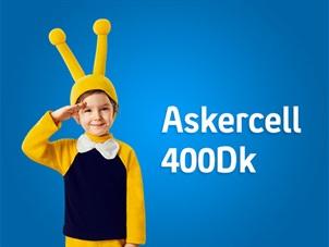 Askercell 400Dk