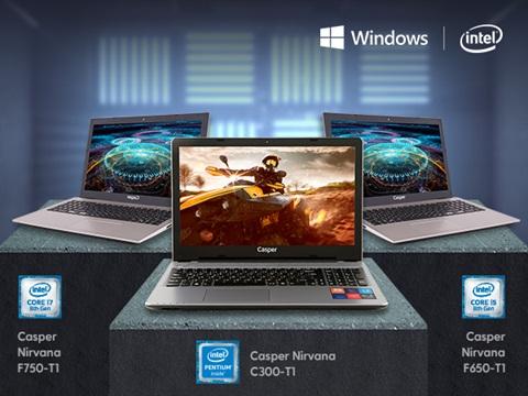 Casper Bilgisayar Kampanyası