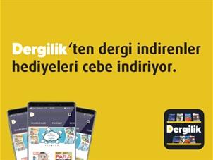 Dergilik Çekiliş Kampanyası (5 Samsung Galaxy Note 9, 15 Samsung Galaxy S9, 15 T-Tablet)