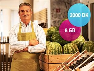 Satın Al Esnaf 8 - Mevcut Müşteri