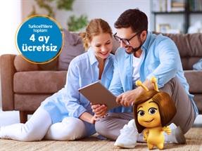 Turkcell'lilere Özel 4 Ay Ücretsiz Yalın ADSL Kampanyası