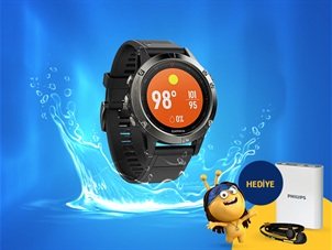 Garmin Fenix 5 Akıllı Saat Fırsatı