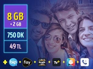 Satın Al GNÇ 8GB