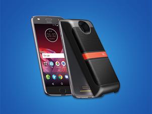 JBL Soundboost Hoparlör Hediyeli Moto Z2 Play Akıllı Telefon Kampanyası