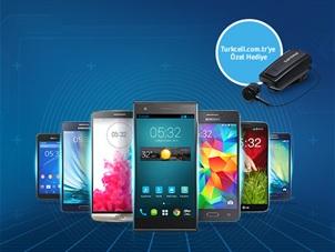 4G Uyumlu Akıllı Telefon Kampanyası