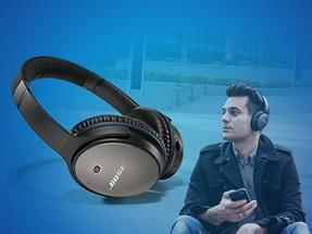 Bose Ürünleriyle Müziği Yaşayın