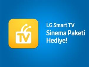LG Smart TV ile Turkcell TV keyfi şimdi 4. Ekranda!