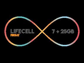 Lifecell Fırsat 7GB