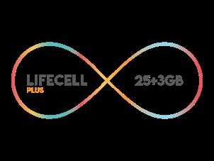 Lifecell Plus 3GB Kampanyası - Yeni Müşteri