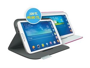 Logitech Samsung Tablet Kılıflarında Turkcell'lilere Özel Fiyat!