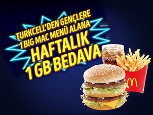 Gnçtrkcll - McDonalds Kampanyası