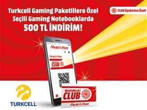 Gaming Mediamarkt Kampanyası