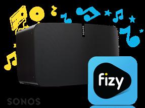 Sonos fizy Kampanyası