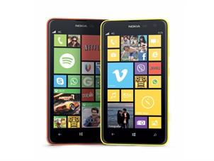 Nokia Lumia 625,1020 ve 1320 Alanlara Özel 75 TL'lik Uygulama Hediye Çeki Kampanyası