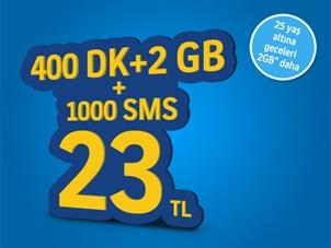Olay 2GB Paketi