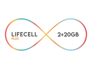 Lifecell Plus 2 GB Paketi