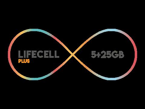 Lifecell Plus 5GB İlk Fatura Bizden Kampanyası