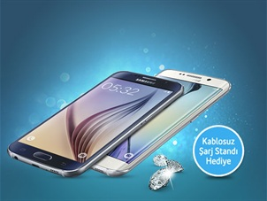 Samsung Galaxy S6 ve Galaxy S6 edge Ön Satış Kampanyası