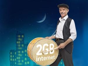 Sahurda İnternet Kampanyası