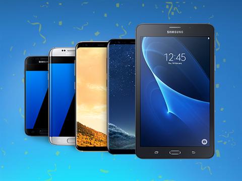 Samsung Karne Hediyesi Akıllı Cihaz Teklifleri