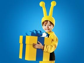 Sarı Kutu Hoş Geldin Kampanyası
