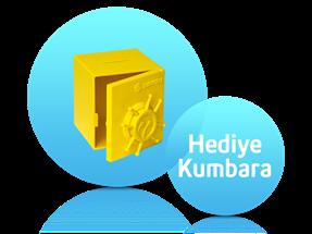 Sarı Kutu Kumbarası