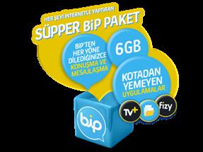 Süpper BiP 6GB