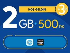 Hoş Geldin 2GB