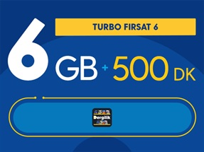Turbo Fırsat 6 Kampanyası