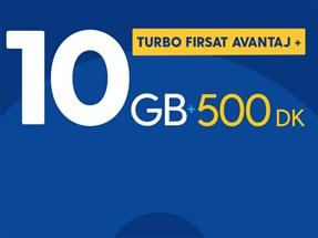 Turbo Fırsat Avantaj+ Kampanyası
