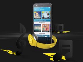 Ücretsiz gnçtrkcll Sınırsız Müzik Kampanyası