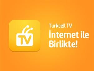 İnternet ile birlikte Turkcell TV paketi
