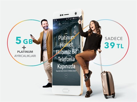 Lifecell Platinum 5GB Kampanyası