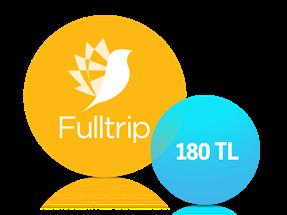 Fulltrip Kampanyası-Yurt İçi Tur 180 TL