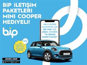 Satın Al Mini Cooper Kazandıran BiP İletişim Paketleri