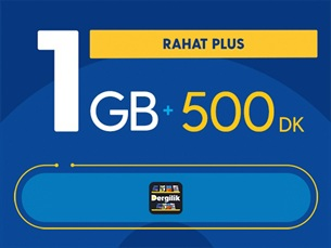 Satın Al Rahat Plus 1GB Paketi