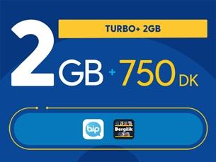 Satın Al Turbo+ 2GB