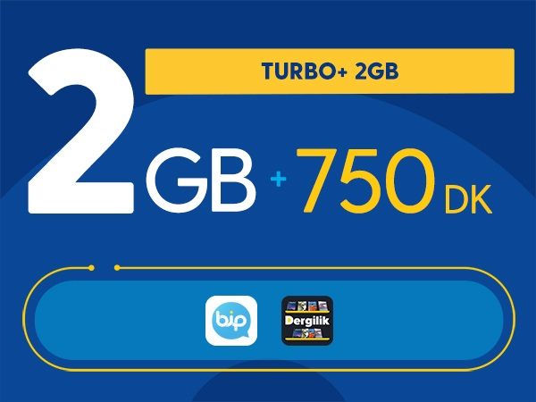 Turbo+ 2GB