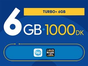 Satın Al Turbo+ 6GB