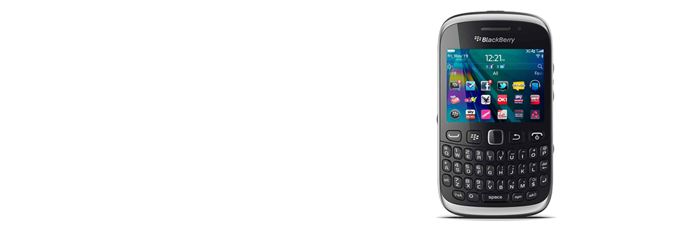 BlackBerry Curve 9320 Yardım