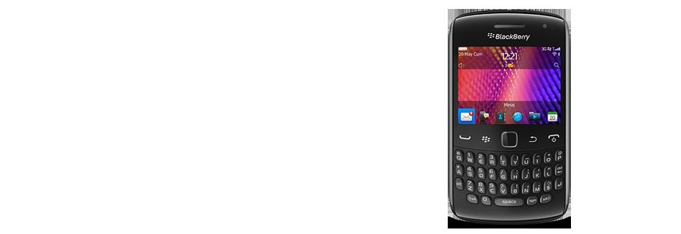BlackBerry 9360 Yardım